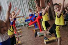 Праздник фитнеса «Фитнесинка»